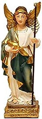 qwqqaq con Los Ojos Vendados Lady Justice Estatua, Romano Diosa del Derecho Escultura Resina Museo De-Grado Colección para El Bufete De Abogados Abogado Regalo-c 8x7x31cm(3x3x12inch): Amazon.es: Hogar