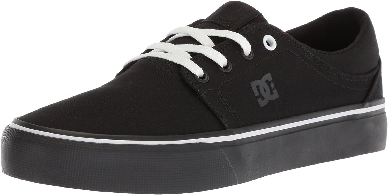 DC Woherren Trase Trase Trase TX Skate schuhe, schwarz schwarz Weiß, 10 B US B0731YLYVS  Produktqualität be1d9f