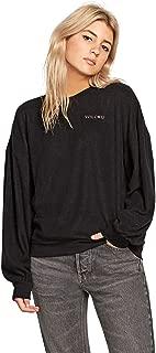 Women's Fleece Pleaze Crewneck Pullover