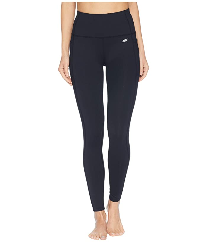 79513bad103fec SKECHERS Go Walk Go Flex High-Waisted Leggings at Zappos.com