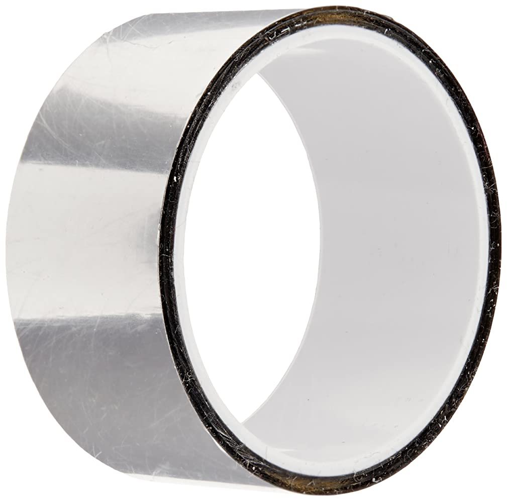 3M 850 Silver Polyester Film Tape, 0.5