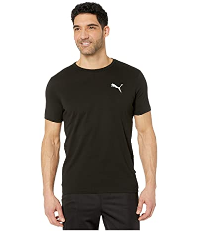 PUMA 3-D Puma Graphic Tee (PUMA Black) Men