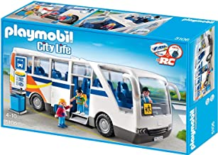 PLAYMOBIL City Life Autobús Escolar, A partir de 4 Años (5106)