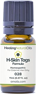 Skin Tag Removal Alternative 11ml size. A Powerful Blend of Safe, Gentle Natural Ingredients for Effective Skin Tag Treatment. No Cream, Tape or Remover Kits. Designed to Remove Skin Tags At Home