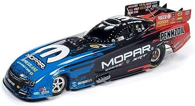 2019 Mopar NHRA Dodge Charger Funny Car Matt Hagan 1/24 Diecast Model Car by Autoworld CP7554