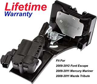 HY-SPEED 719-102 Trunk Liftgate Rear Hatch Tailgate Door Lock Actuator Motor Tailgate Latch Assembly For 2009-2012 Ford Escape 2009-2011 Mercury Mariner 2008-2011 Mazda Tribute 9L8Z-7843150-B 937-663