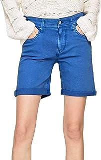 Pantalones Cortos esPepe MujerRopa Amazon Jeans yYb7vf6g