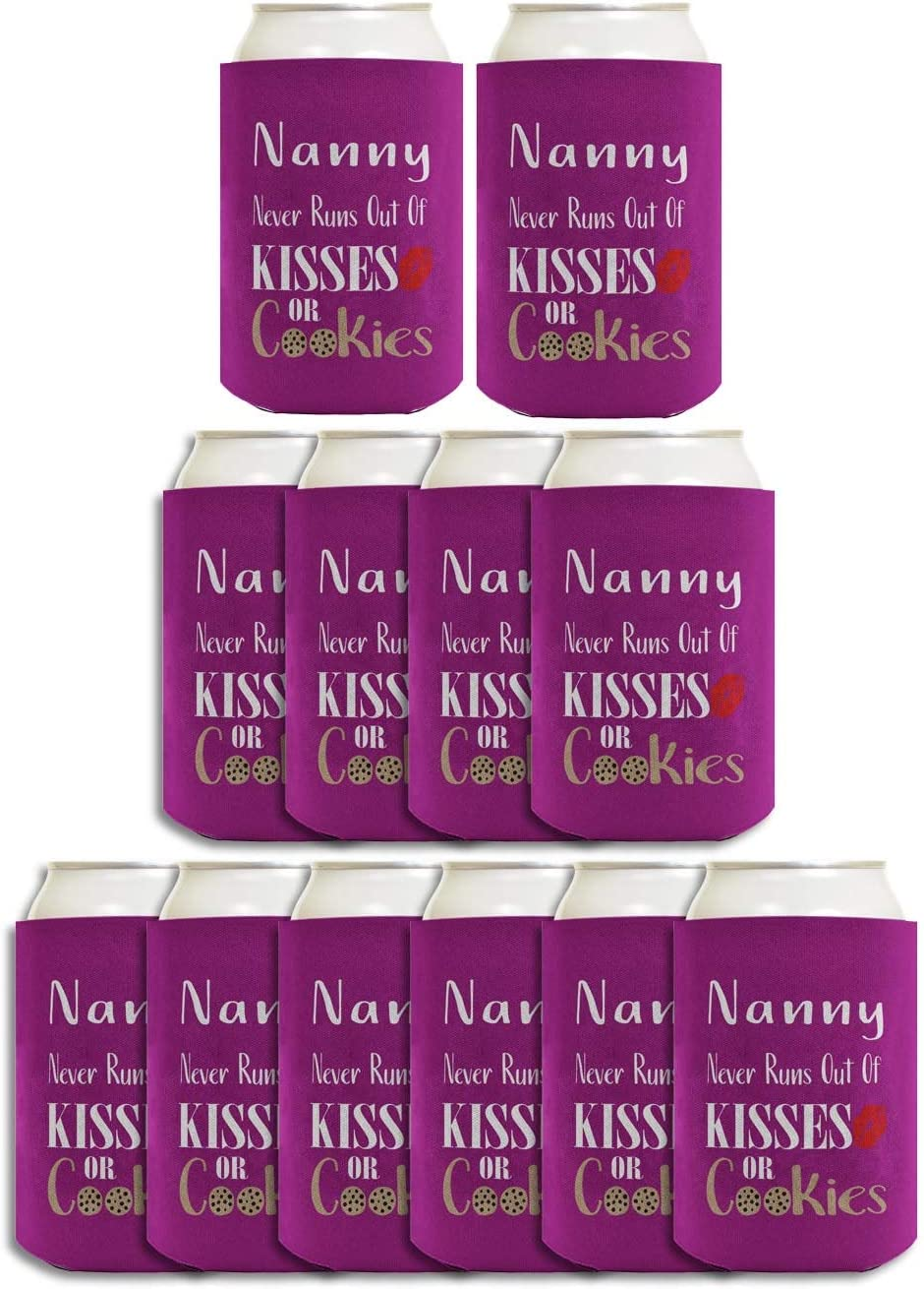 Best Nanny Ever Gifts Never Runs Of Out Now free shipping Kisses In stock Or Cookies