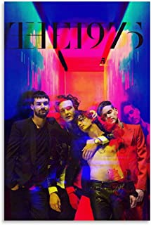 Details about  /Hot The 1975 Rock Music Band Singer Star New Art Poster 12x18 24x36 T-4718