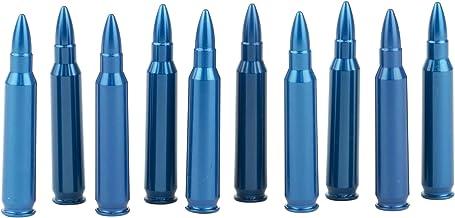 A-ZOOM 12322 223 REM Snap Cap (10 Pack), Blue, Gauge/Caliber: .223