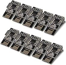 Shine-US 10PCS Arduino NRF24L01+ 2.4GHz Wireless RF Transceiver Module New