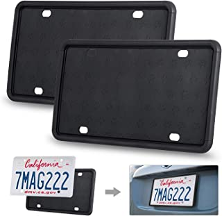 Best winch license plate holder Reviews