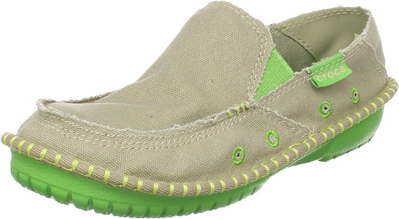 Crocs Boys' Crocadise Loafer