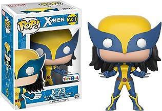 Funko X-23 (Toys R Us Exclusive): X-Men x POP! Marvel Vinyl Figure & 1 POP! Compatible PET Plastic Graphical Protector Bundle [#230 / 14787 - B]