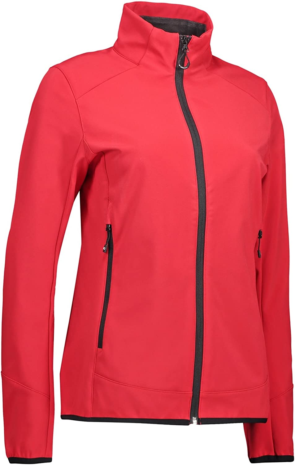ID Womens Ladies Functional Soft Shell Jacket