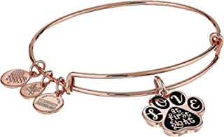 Alex and Ani Womens Words are Powerful - Love at First Sight Bangle