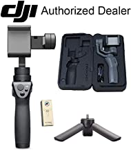 DJI Osmo Mobile 2 3-Axis Handheld Gimbal Stabilizer for Smartphones with Mini Tripod