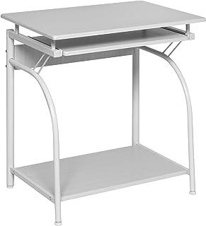 OneSpace Stanton Computer Desk, White Oak