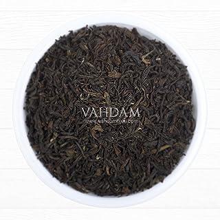 Vahdam's Loose Leaf Darjeeling 2nd Flush Black Tea with Balanced Floral Notes- Loose Leaf Black Tea Makes Delicious Kombuc...