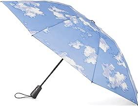 totes InBrella Reverse Folding Umbrella - Inverted Design, Auto Open/Close
