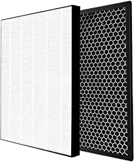 Replacement Filter Compatible For Hitachi Air Purifier EPA3000,EPA3100C (HEPA + Carbon Composite Filter)