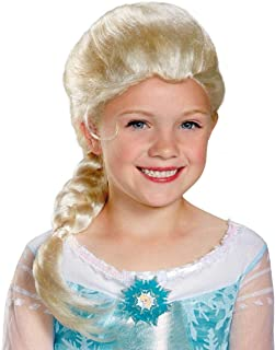 Disney Frozen Elsa Wig Child