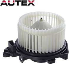 AUTEX HVAC Blower Motor Assembly Compatible with Toyota Tacoma 2005-2015 Blower Motor Air Conditioner 700188 8710304040 8710304043