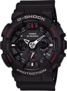 Casio Men's Ana-Digi Dial Resin Band Watch - GA-120-1AHDR
