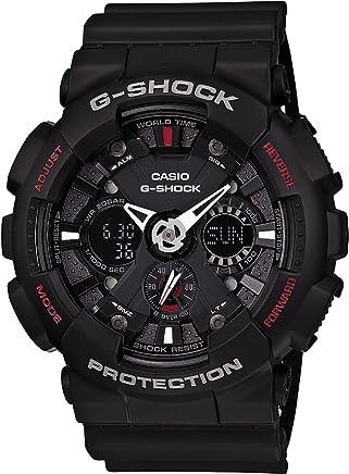 Casio Men's G-Shock Duo/Chrono Watch Ga120-1A