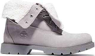 Timberland Linden Woods Waterproof Fleece Fold-Down womens Fashion Boot