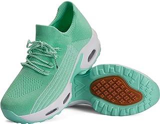 Mishansha Femme Chaussures de Course Air Chaussure Marche Respirant, GR.35-42 EU