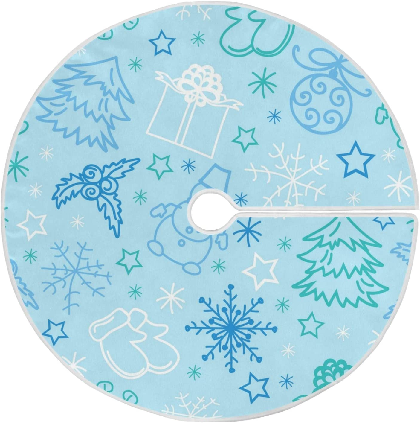 Cartoon Tree Skirt / Choose from contactless same day delivery, drive up and more.
