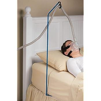 BodyHealt Cpap Hose Holder Hanger - Cpap Hose Holder for Cpap Tube. Cpap Supplies - Cpap Stand - Cpap Tube Holder. Cpap Accessories & Cpap Holder, Cpap Bedside Holder. Tangle Proof - Cpap Holder & Bag