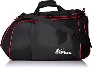 Aplus Store Large Gym Duffle Bag with Shoe Compartment Workout Bag for Men, 32L, Lightweight