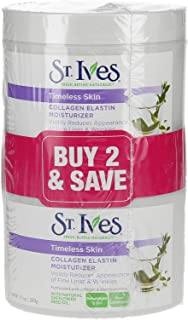 St. Ives Collagen Elastin Moisturizer - Pack of 2 Pcs (2 x 283g)