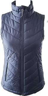 Columbia Women's Morning Light III Omni Heat Vest, Navy