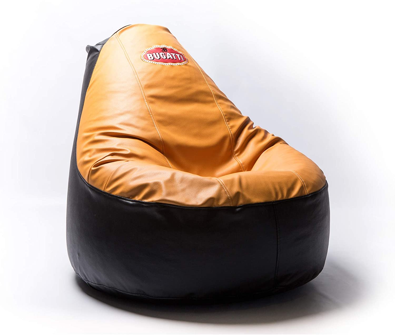 Bugatti Comfortable Kids Adult Game Outdoor Indoor Lounge Chair Beanbag Cover (Without Beans)