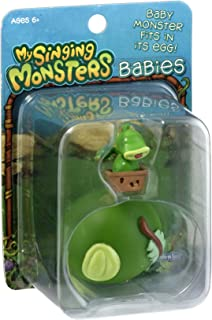 My Singing Monsters Baby Potbelly Collectible Figure with Egg
