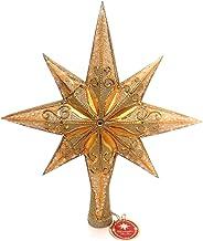 Christopher Radko Champagne Stellar Finial