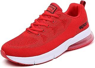 TSIODFO Men air Cushion Sport Trail Running Shoes