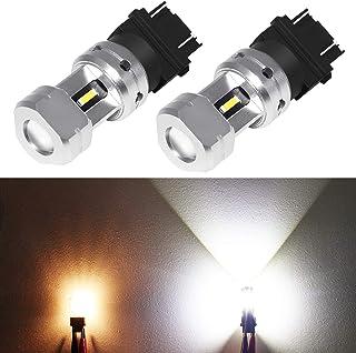 Phinlion 3600 Lumens 3156 3157 LED Backup Light Bulb Super Bright 3047 3057 4057 4114 LED..
