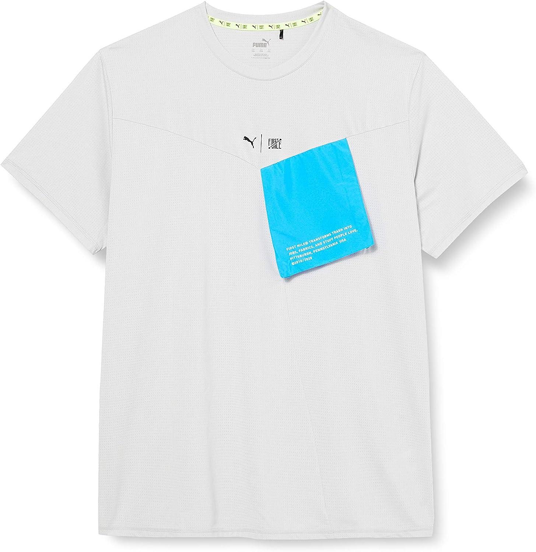 PUMA Train First Mile Xtreme Short Sleeve tee Camiseta Hombre ...