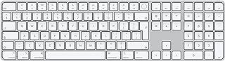 Apple Klawiatura Magic Keyboard zTouchID ipolem numerycznym (dla modeli Maca zukładem Apple) - angielski (międzynarodo...