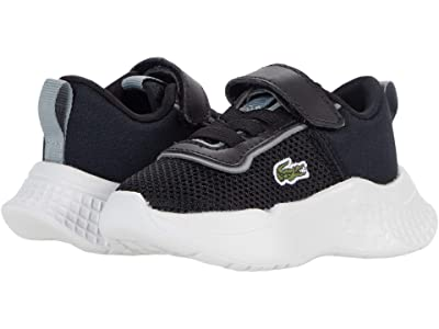 Lacoste Kids Court-Drive 0721 1 SUI (Toddler/Little Kid)