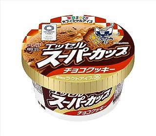 [冷凍] 明治 エッセルスーパーカップ チョコクッキー 200ml