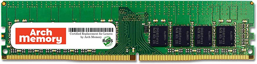 Arch Memory Replacement for Lenovo 8GB 4X70P26062 288-Pin DDR4-2400 PC4-19200 ECC UDIMM
