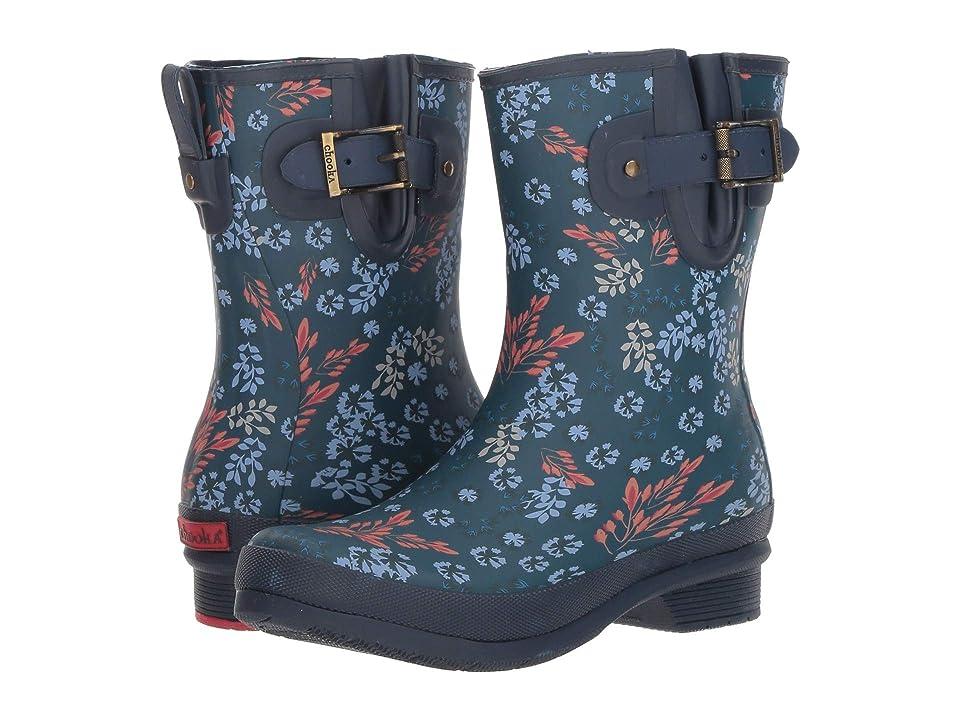 Chooka Jessa Rain Boot (Teal) Women