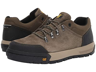 Caterpillar Converge Steel Toe (Olive) Men