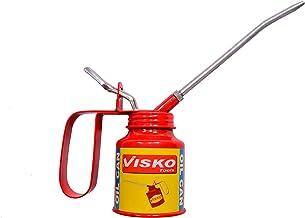 Visko Tools Steel 227 1/4 Oil Can (red)