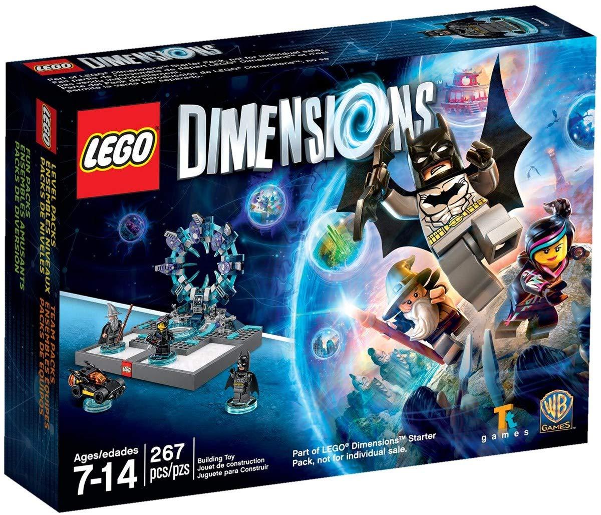 Xbox 360 LEGO Dimensions Starter Pack: Amazon.es: Juguetes y juegos